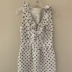 Kate Spade dress Size 4 in good condition.